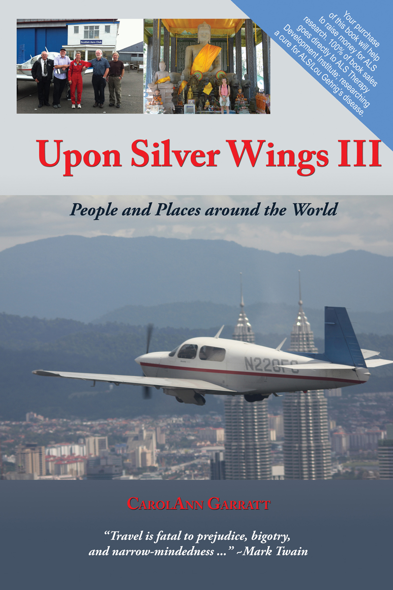 New! Upon Silver Wings III (International Shipping Included in Price)