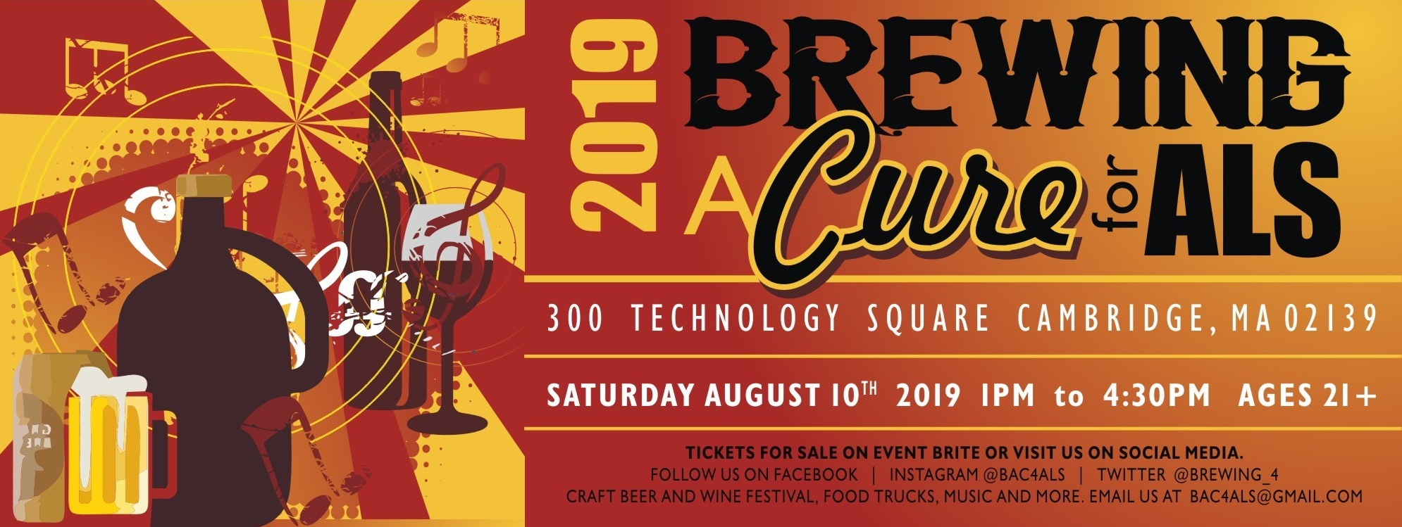 Brewing a Cure 4 ALS - Aug 10